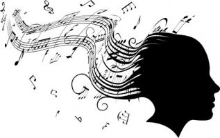 music_note_and_people_vector_550932